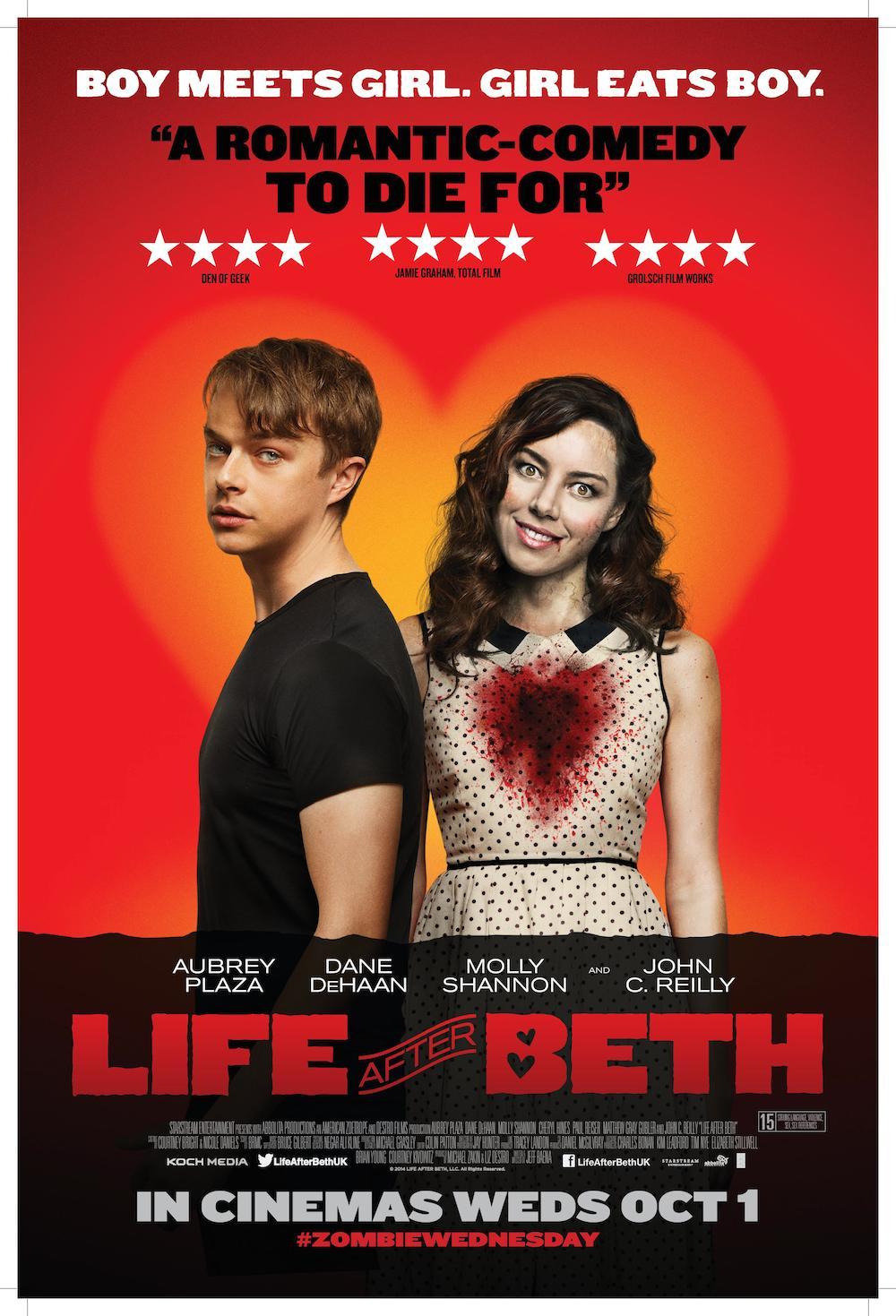 مشاهدة فيلم Life After Beth مترجم اون لاين