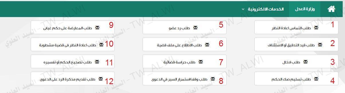 شرح كامل نظام ناجز المحاكم وزارة العدل السعودية التنفيذ العاجل