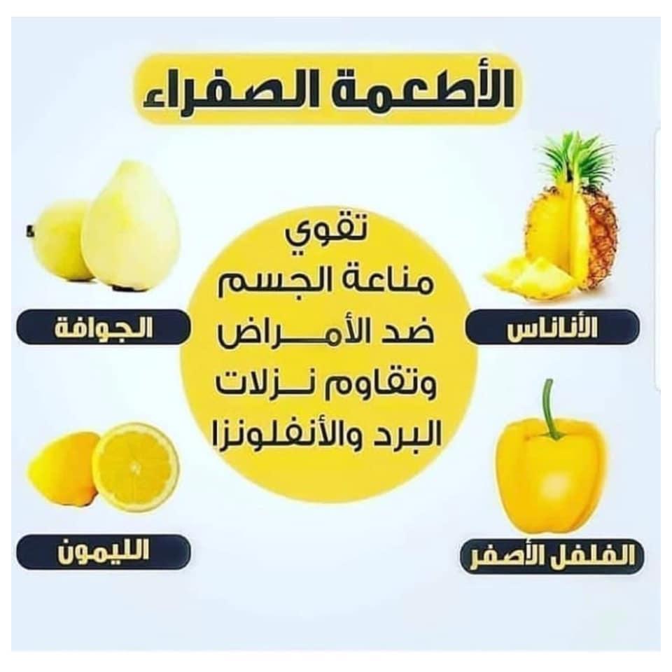 معلومات صحية تهمك