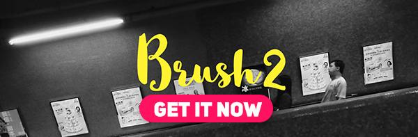 Brush-Animated Handwritten Typefaces - 2